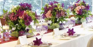 table decorations for wedding rehearsal dinner wedding