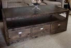 Rustic Coffee Tables And End Tables Rustic Coffee Table Battey Spunch Decor
