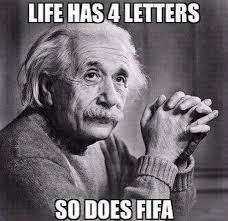 Meme Letters - life has 4 letters so does fifa love pinterest fifa fifa