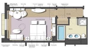 Disneyland Hotel 1 Bedroom Suite Floor Plan by Hotel Suite Floor Plans Home Decorating Interior Design Bath