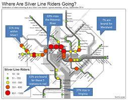 Map Of Silver Line Metro by Planitmetro Silver Line