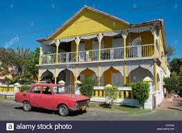 a colonial style house on the punta gorda peninsula cienfuegos