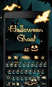 keyboard themes for android free download halloween ghost keyboard theme for android free download