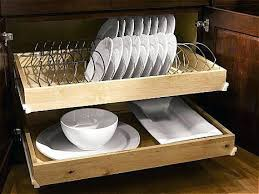 plate organizer for cabinet kitchen cabinet dish organizers shelves marvelous dish organizer