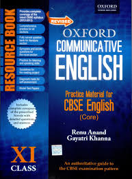 oxford communicative english practical material for cbse english