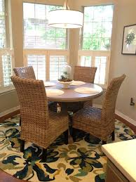 Home Decorators Dining Chairs After Gray Hamilton Table From Home Decorators With Rattan Kubu