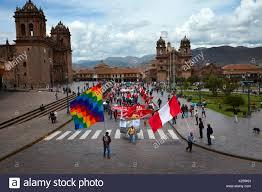 Quechua Flag Old Peruvian Lady Stock Photos U0026 Old Peruvian Lady Stock Images
