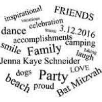 bas mitzvah speech words of wisdom from parents who ve been there quotes toasts