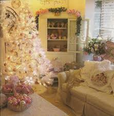 Shabby Chic Christmas Tree by A Kid At Christmas Are You Dreaming Of A Shabby Chic Christmas Tree