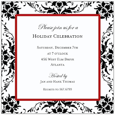 18 best christmas party invites images on pinterest christmas