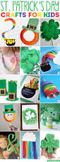 st patrick u0027s day crafts for kids chickabug