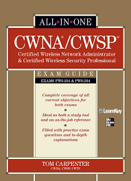 buy cwts certified wireless technology specialist study guide