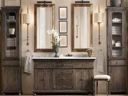 Felix 4 Light Cage Vanity - modern industrial bathroom vanity lighting new lighting realie