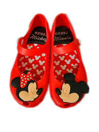 aliexpress buy minnie mouse shoes sandals mini jelly sandal