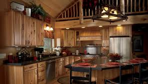 Rustic Hickory Kitchen Cabinets Kitchen Cabinets Long Island Suffolk Nassau