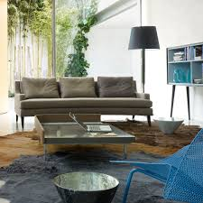 canapé exclusif cinna contemporary sofa fabric by didier gomez 2 seater belem