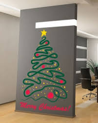 wall christmas tree eco friendly alternatives for trees