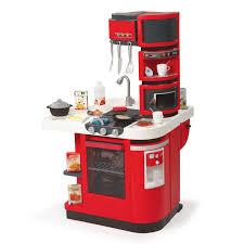 smoby cuisine cook master smoby cook master детская кухня красная со звуком в