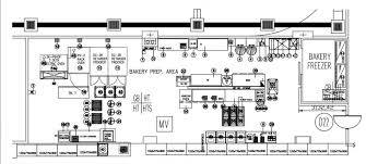 attractive chinese restaurant kitchen layout designing a floor
