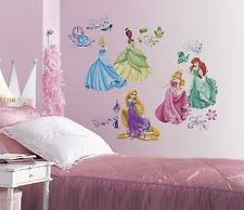 Disney Room Decor Disney Princess Room Decor Ebay