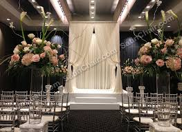 wedding ceremony canopy wedding ceremony and reception events at hotel arista naperville