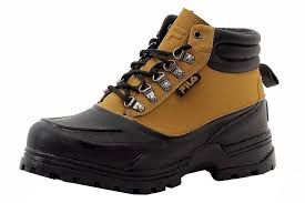 s waterproof walking boots size 9 fila s weathertec fashion winter boots shoes ebay