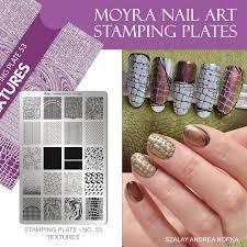 moyrastamping com u2013 moyra nail art stamping system