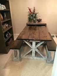 Kitchen Furniture Edmonton Bench Kitchen Table Set Amarillobrewing Co