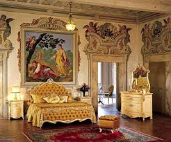 35 gorgeous bedroom designs with gold accents