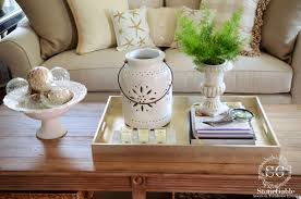 Coffee Table Decor by 5 Tips To Style A Coffee Table Like A Pro Stonegable