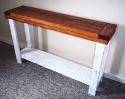 Farmhouse Side Table Farmhouse Console Table Entrancing Kitchen Side Tables Home
