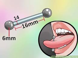 Do Tongue Rings Hurt How To Hide A Tongue Piercing 9 Steps With Pictures Wikihow