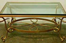 Round Glass And Metal Coffee Table Coffee Tables Sony Dsc Metal And Glass Coffee Table Attractive
