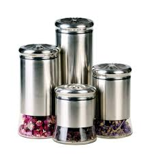 kitchen canister sets stainless steel interior cool images of modern kitchen canister sets for your