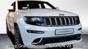 2014 jeep grand v8 jeep grand srt 6 4 v8 hemi ec398016 bright white 2014