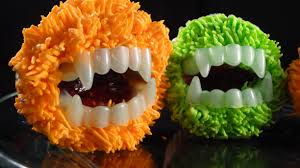 40 beguiling monster cupcakes