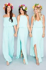 cheap light blue bridesmaid dresses 100 bridesmaid dresses so pretty they ll actually wear them again