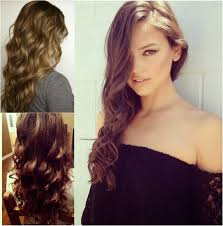 can hair be slightly curly or wavy difference between curly wavy hair extensions indus hair