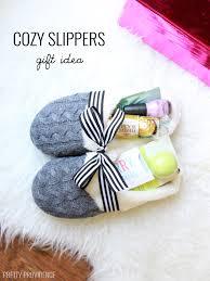 elderly gifts cozy slippers gift idea bigdiyideas
