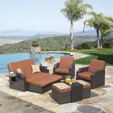amazing conversation patio sets home remodel pictures 16 relaxing