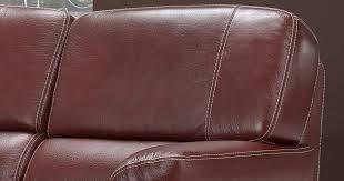couture canapé cuir canapé cuir vasto buffle ou vachette choix coloris et finitions