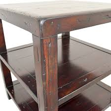 Second Hand Barns For Sale 59 Off Pottery Barn Pottery Barn Square Side Table Tables