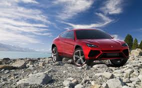 lifted lamborghini first look lamborghini urus automoblie magazine