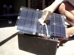 cara membuat powerbank dengan panel surya simulasi charger hp dengan tenaga matahari youtube