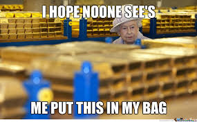 Elizabeth Meme - queen elizabeth the stealer by johnzon meme center