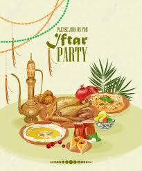 Eid Invitation Card Iftar Party Celebration Ramadan Kareem Beautiful Invitation