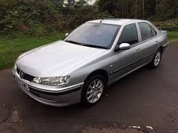 peugeot executive car peugeot 406 s hdi 4door saloon diesel 2004 with full service