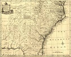 Map Of Colonial America by Joseph U0027s Town And Its Plantations In Colonial Georgia Armstrong