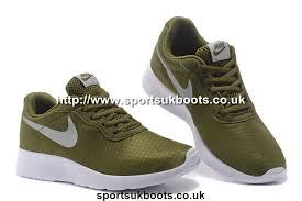 Most Comfortable Nike Most Comfortable Nike Tanjun Prem Mens Shoes Army Green White