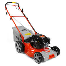 mtx neptune 48s self propelled petrol lawnmower shop soiled